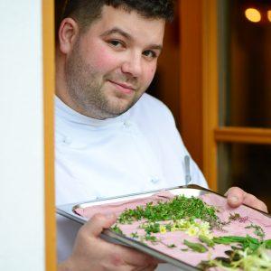 Gostišče Grič - chef Luka Košir