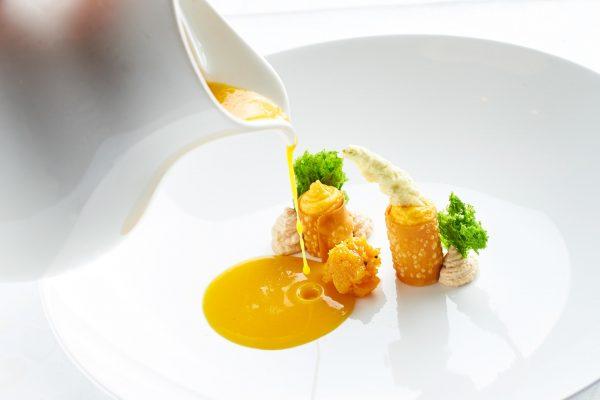 Hotel Korošica - Bučna juha