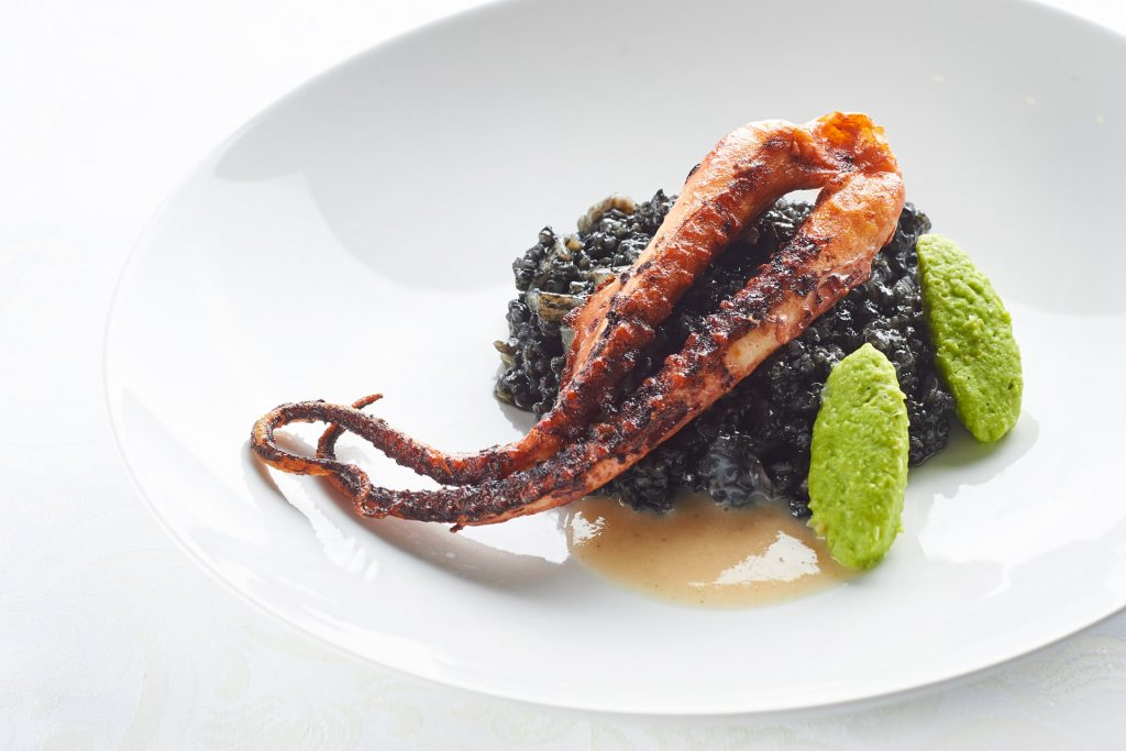 Hotel Korošica - ribja glavna jed