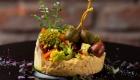 Altroké - meni TR, Veganski tatar s humusom