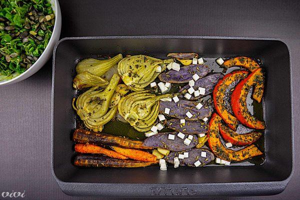 zelenjava iz pecice 333