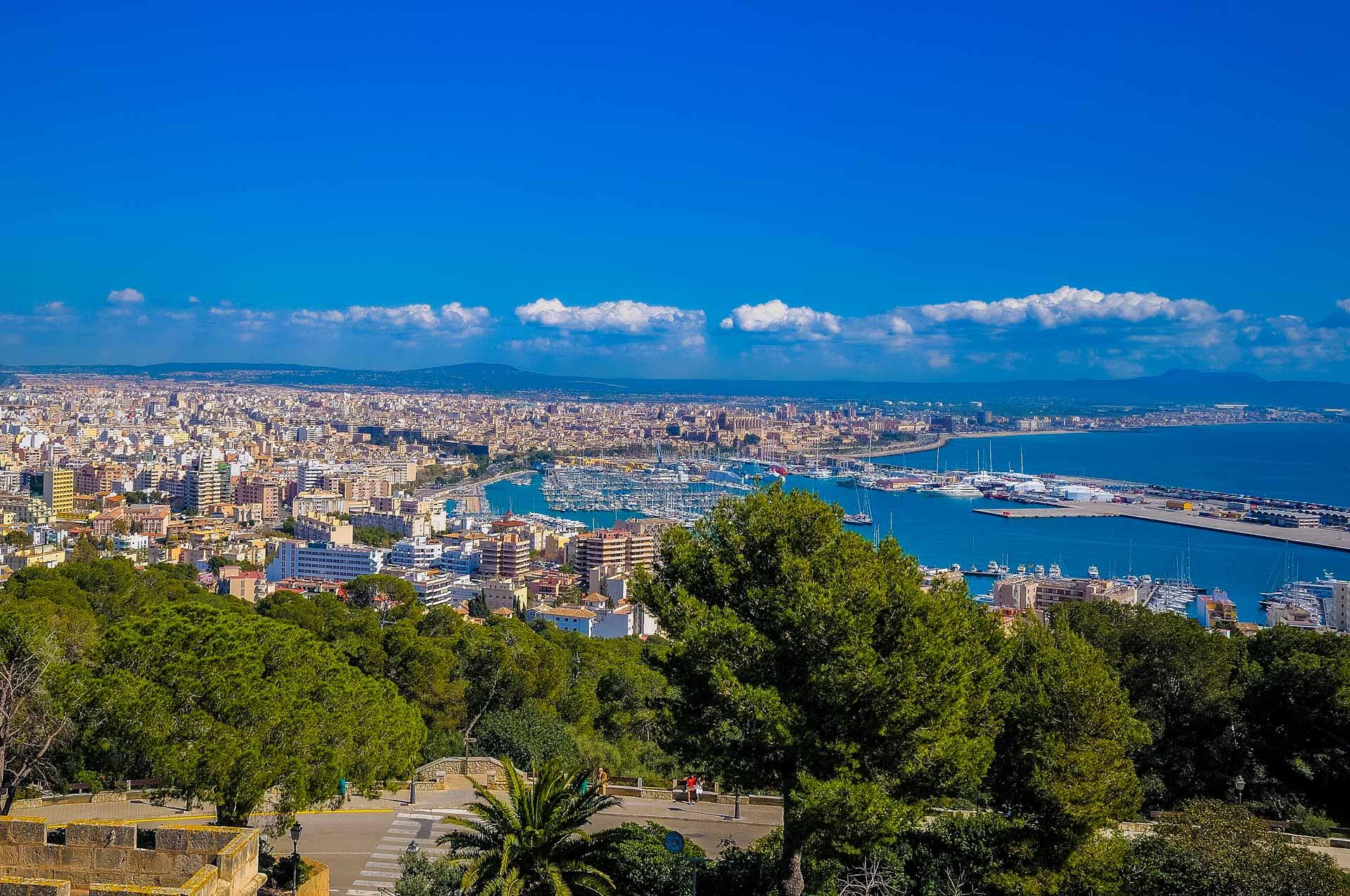 Palma de Mallorca - cover
