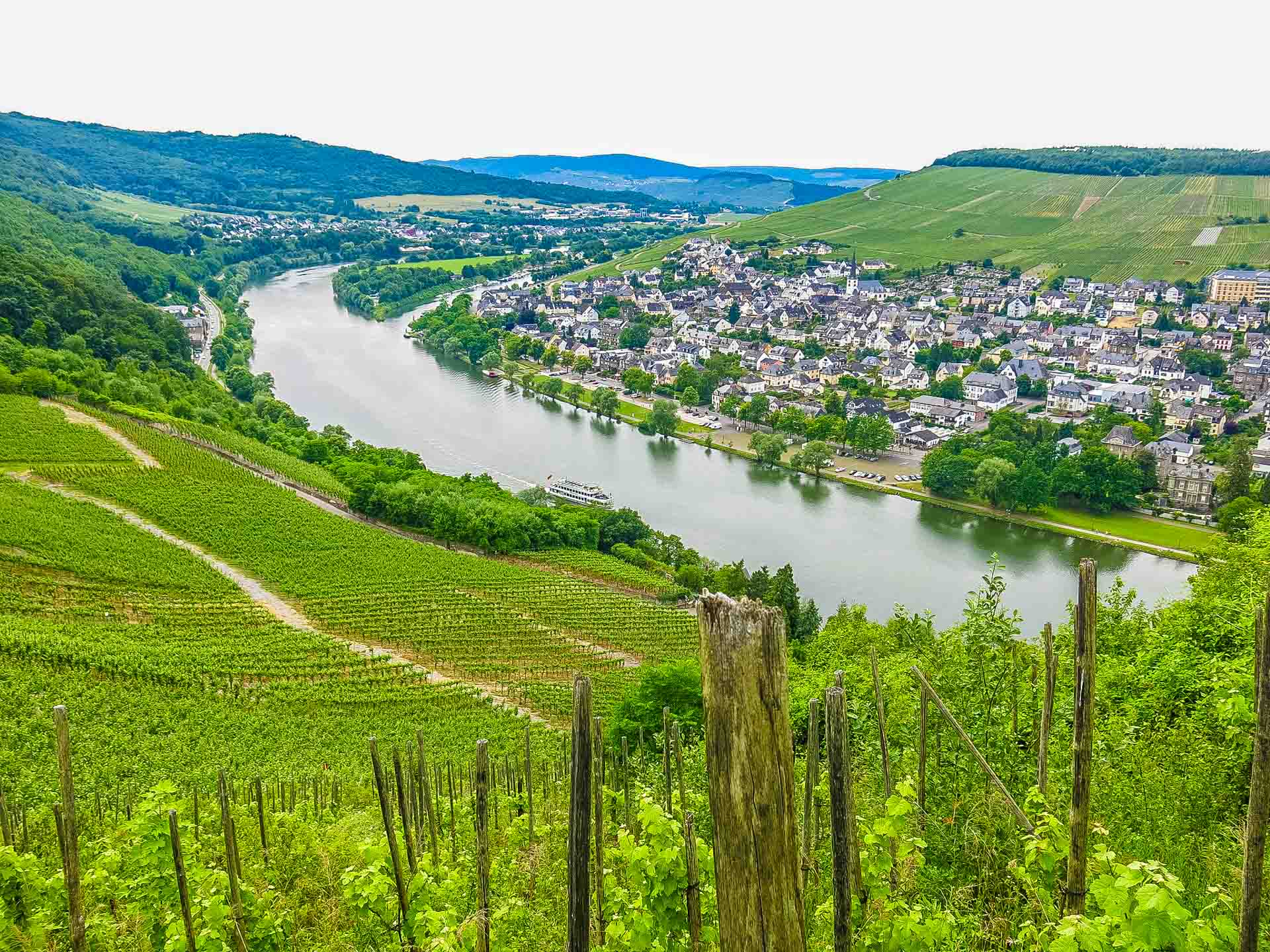 Mosel - front