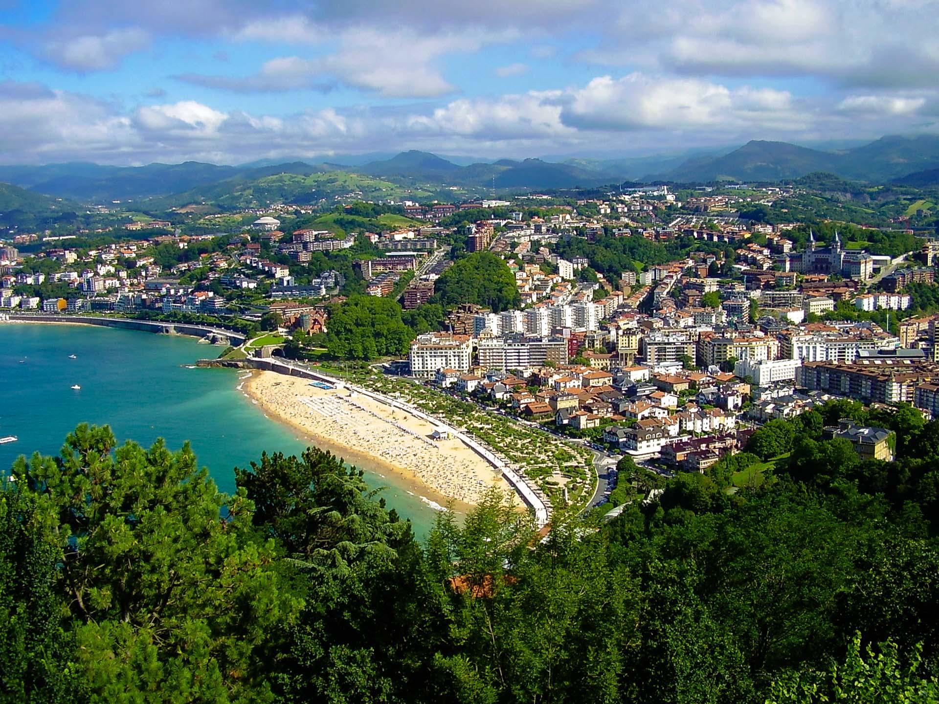 San Sebastian - cover