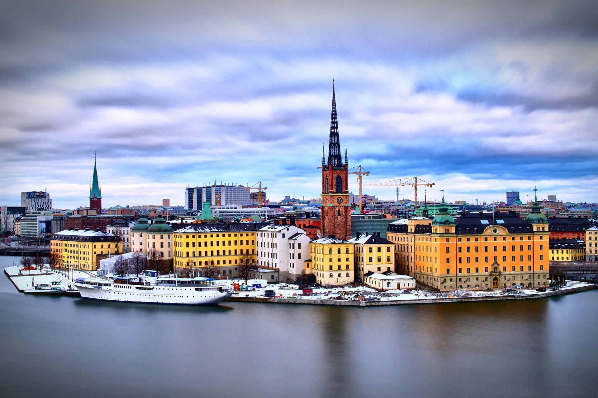 Stockholm - front