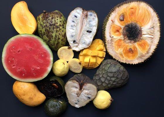 Noma - Mexico - sadje