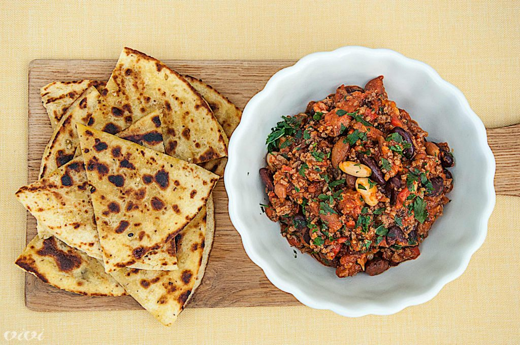 chili con carne in quesadillas 3 copy