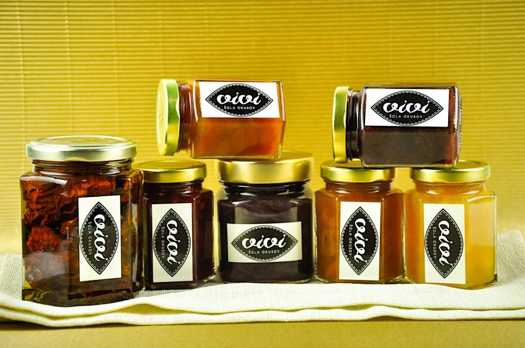 Marmelade - stock