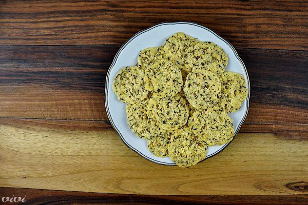 parmezanovi krekerji