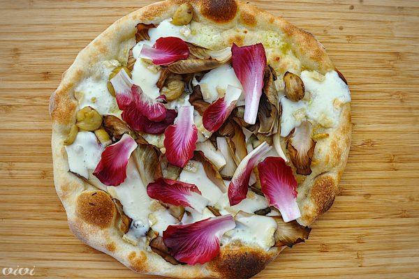 pizza cesen kostanji taleggio goriska roza