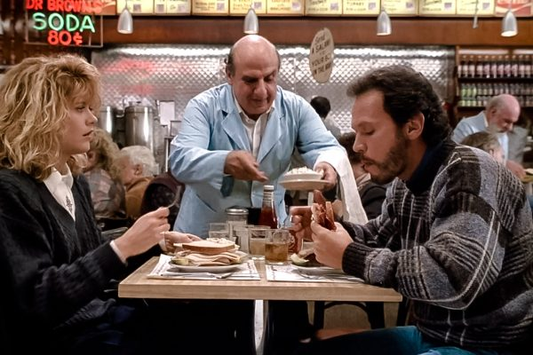 when harry met sally katz delicatessen