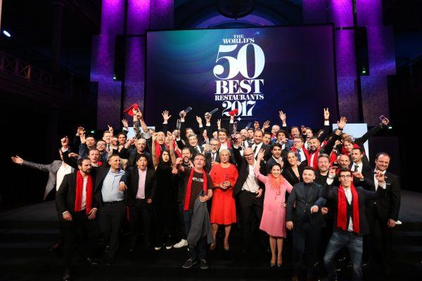 Worlds 50 Best - zmagovalci