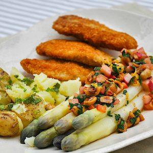 belusi z redkvicami in lesniki mladi krompir4