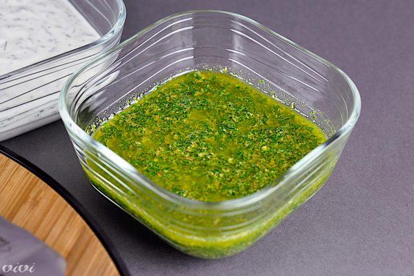 Zelena omaka, salsa verde