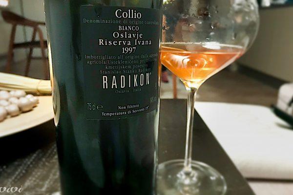 vino radikon riserva ivana 1997