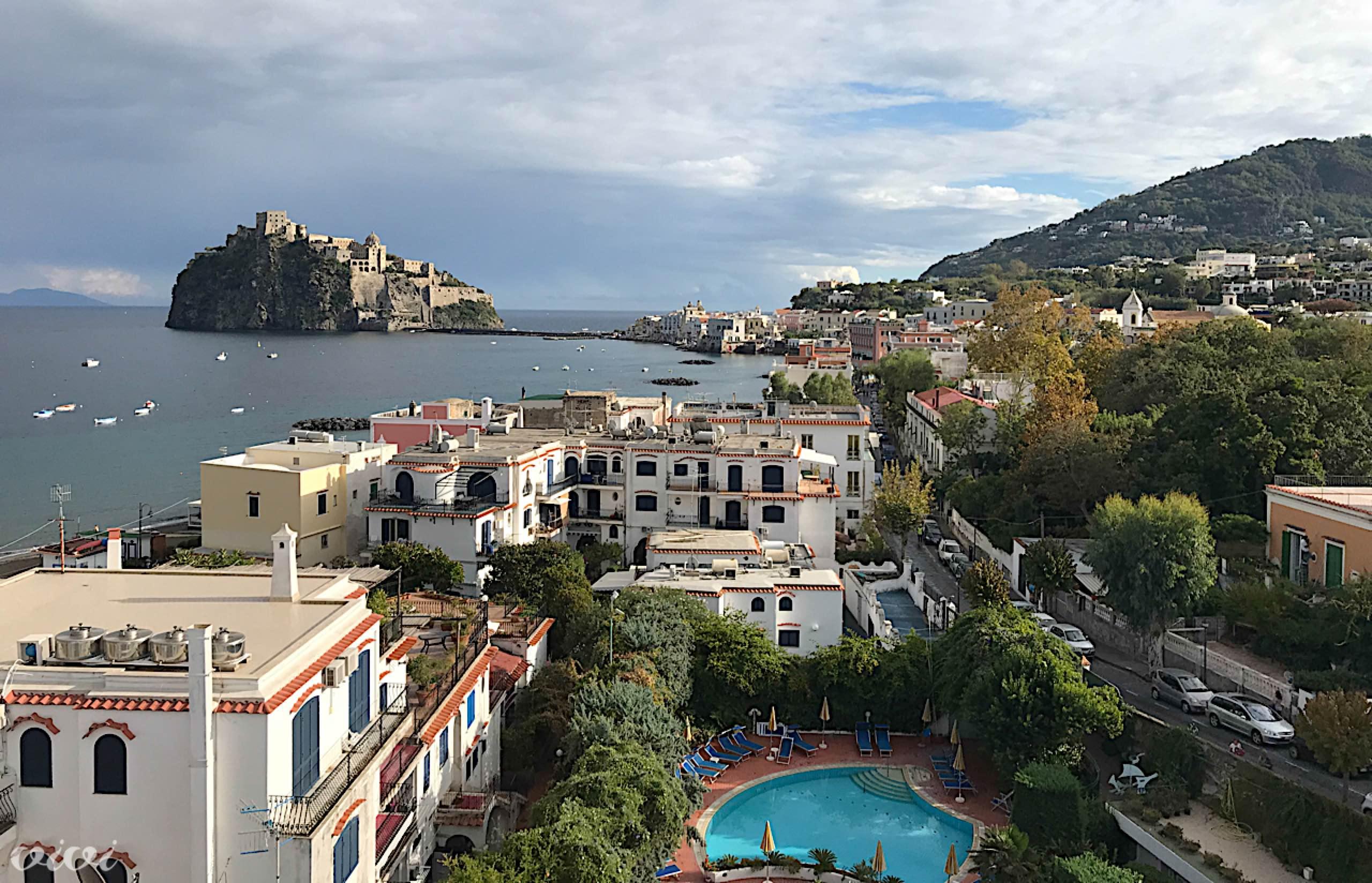 ischia trdnjava2