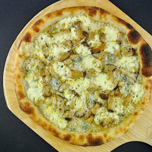 pizza ostrigarji pecena