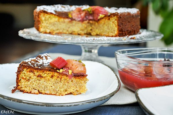 caprese torta in rabarbarin kompot6