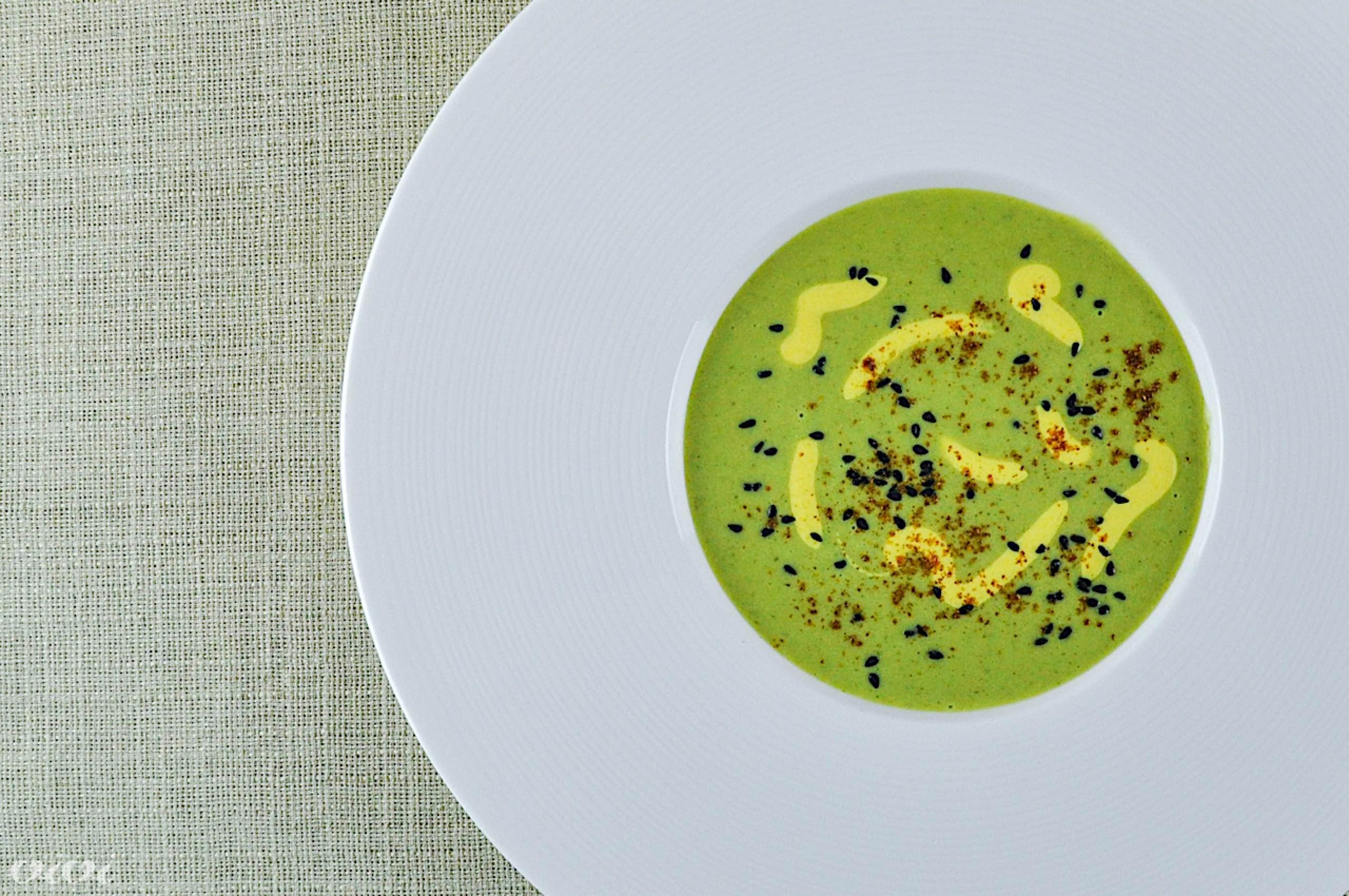 grahova juha z azijskim vplivom 1