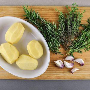 krompirjev gratin z zelisci 2