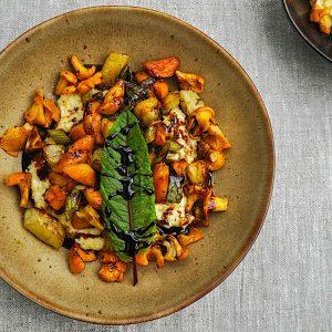 sladki krompir iz pecice lisicke polenta kislica5