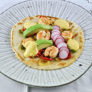 tortilla avokado kozice cili 3