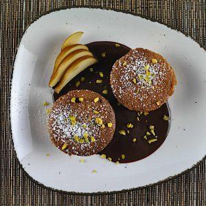 hruškov kolač s čokolado6