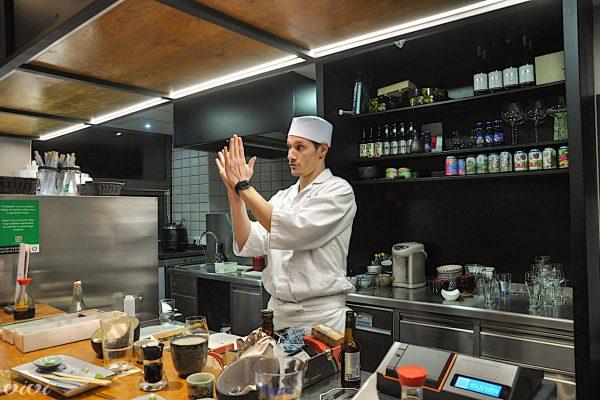 njami sushi grega nastop3