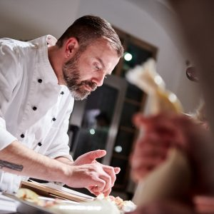 gredic chef David Bucik, foto Manuel Kovsca2