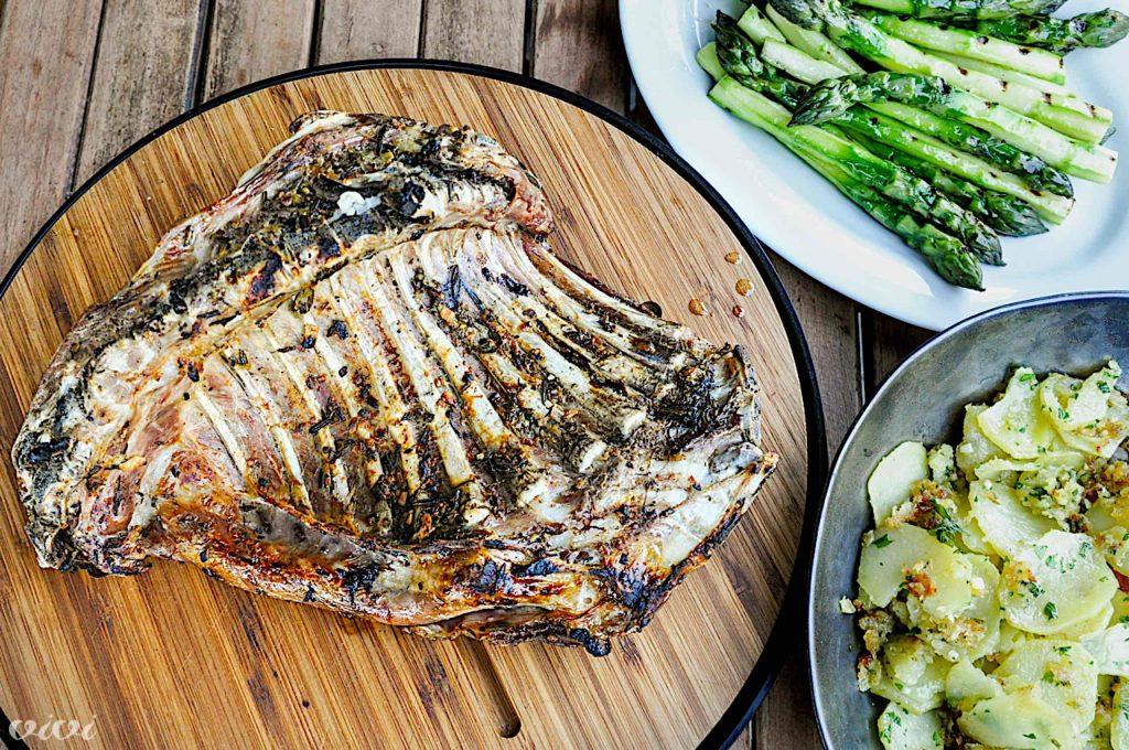 jagnječja rebra šparglji pečen krompir5