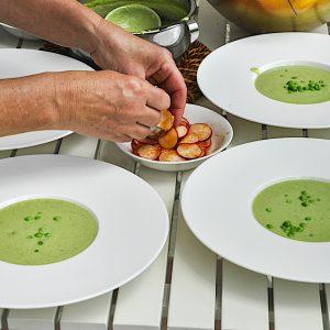 grahova juha z redkvico