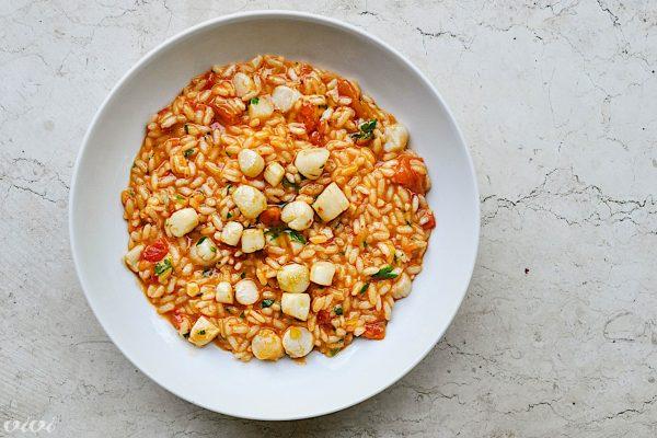 rižota na rdeče s kaneštrelami4