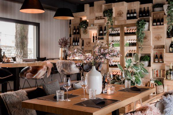 Restavracija Savor - jedilnica