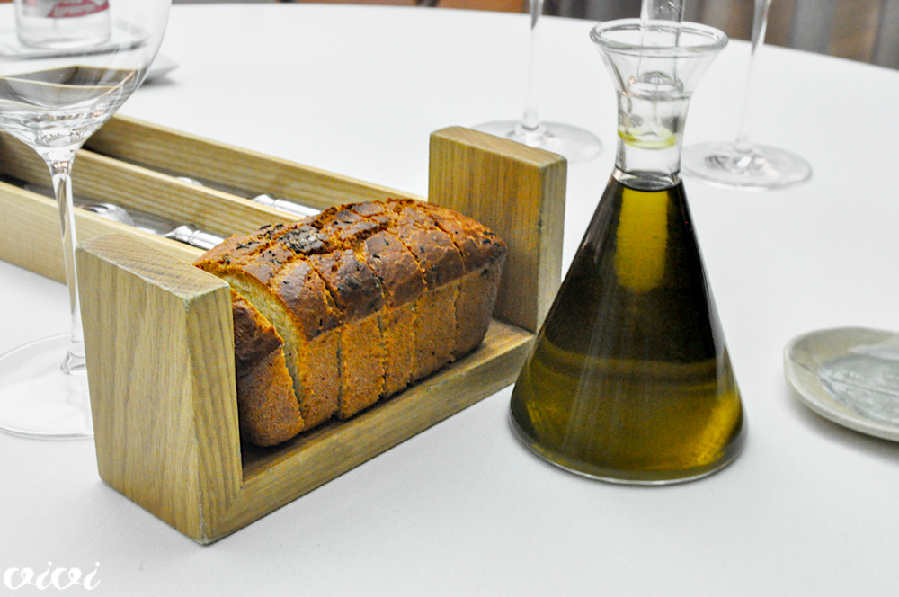 riff kruh olje