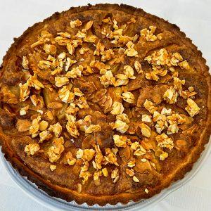 jabolčna pita s calvadosom2