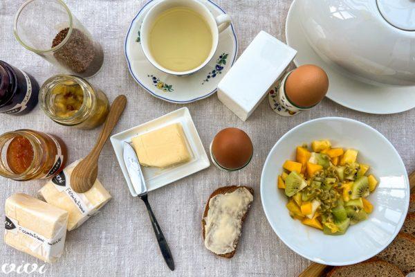 zajtrk fermentirano domače maslo2