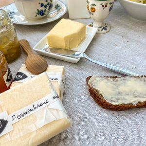zajtrk fermentirano domače maslo4