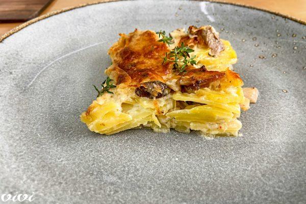 krompirjev gratin z ostrigarji3