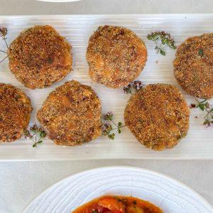 Lisičkini polpeti in paradižnikov ragu3