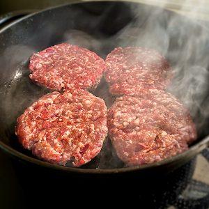 burger makaroniflajš priprava