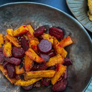 ocvrti piščančji zrezki sladki krompir rdeča pesa slana limona iz pečice bulna majoneza6