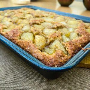 hruškovo pecivo z javorjevim sirupom10