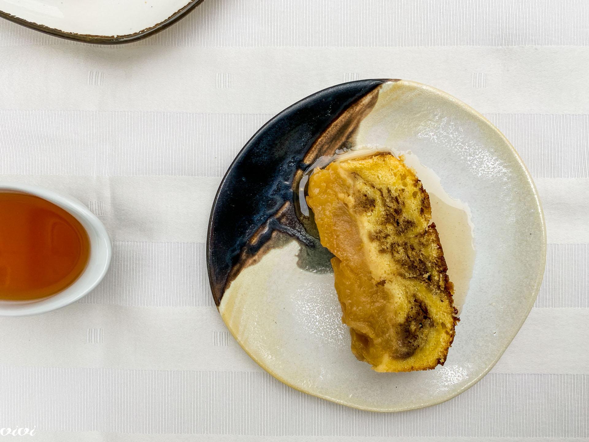 marmorni kolač z jabolki in ingverjem12
