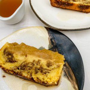 marmorni kolač z jabolki in ingverjem14
