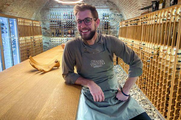 Grajska vinoteka, chef Jan Gomboc1