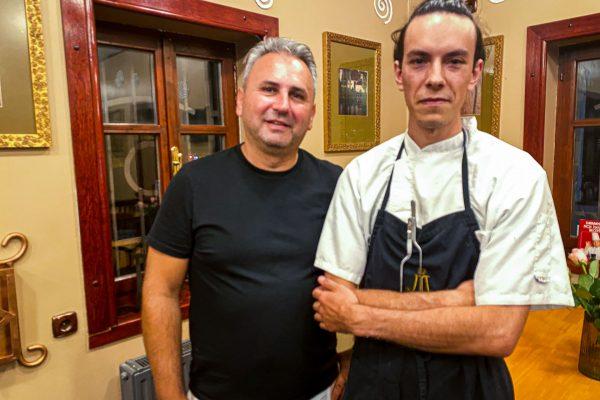 Manna, Joc Savić, chef Žan Jereb2