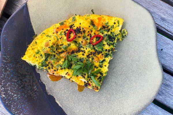 Peteršiljeva omleta s čičerko044