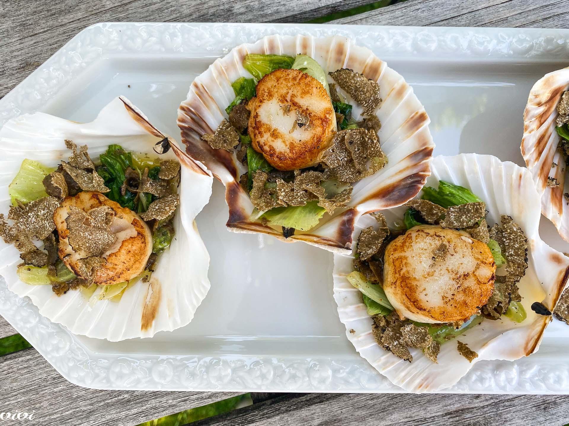 Pokrovače s solato in poletnimi tartufi4